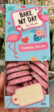 Bake my Day Flamingo Kekse