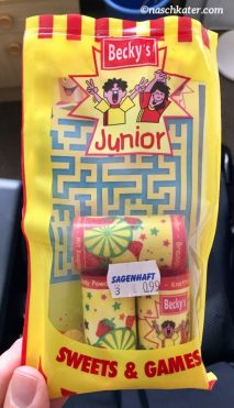 Becky's Junior Sweets & Games