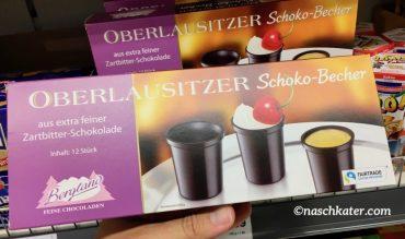 Berggold Oberlausitzer Schoko-Becher
