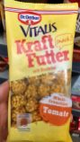 Dr. Oetker Vitalis Kraftfutter mit Protein Snack mit Tomate Müsli-Crunchies