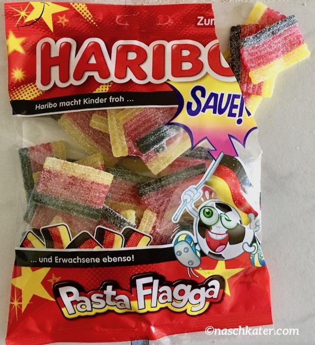 Haribo Pasta Flaga Deutschland Fußball-WM
