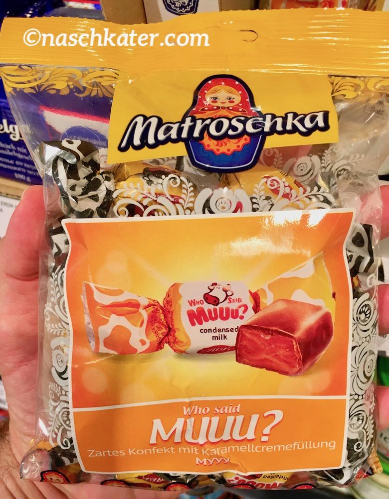 Dovgan Matroschka Muuu? Milchkaramellbonbon