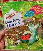 Tabaluga Drachengummis mit 30% weniger Zucker