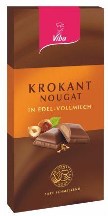 Viba Nougat-Schokolade_Krokant