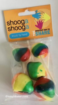 shooga shooga Rainbow Lollipops