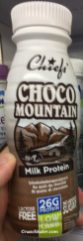 Chiefs Choco Mountain Mlk Protein