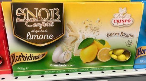 Confetti Crispo SNOB Confetti al gusto di limone