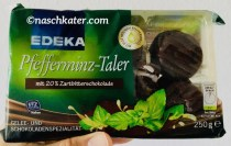 EDEKA Pfefferminz-Taler mit Zartbitterschokolade