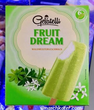Lidl Gelatelli Fruit Dream Waldmeister