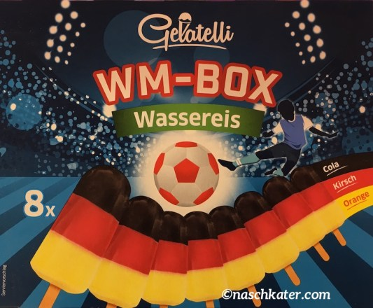 Gelatelli WM-Box Wassereis