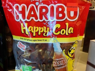 Haribo Happy Cola Travel Edition Duty Free