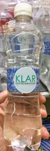 Klar Koffeinwasser Schweiz
