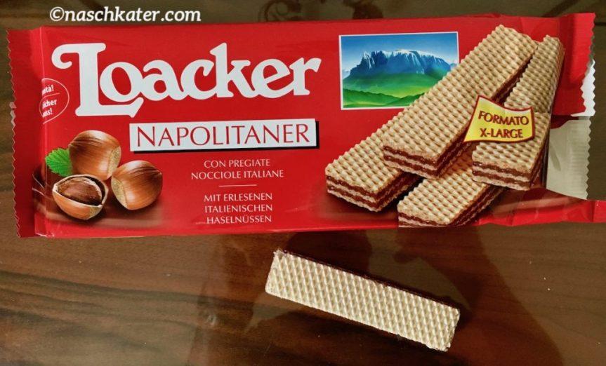 Waffelschnitten: Neapolitaner, Nussini,  Knoppers und Co