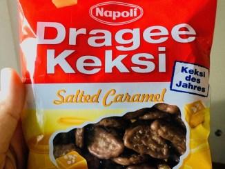 Manner Napoli Dragee Keksi Salted Caramel