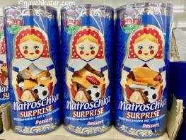 Matroschka Surprise Dessert