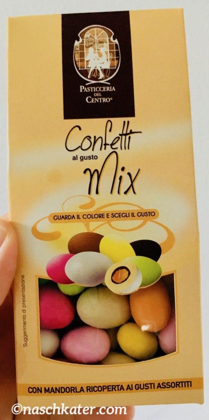 Zuckermandeln: Hochzeits-Süßigkeiten so bunt wie Confetti
