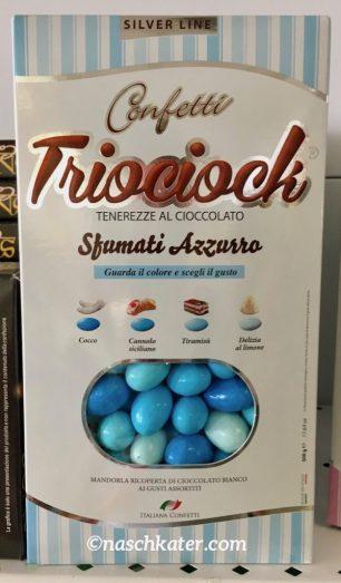 Silver Line Confetti Triociock Sfumati Azzurro