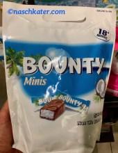 Bounty Mini Standbeutel Travel Edition