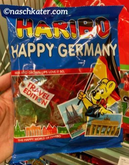 Haribo Happy Germany Travel Edition Markante Bauwerke in Weingummi