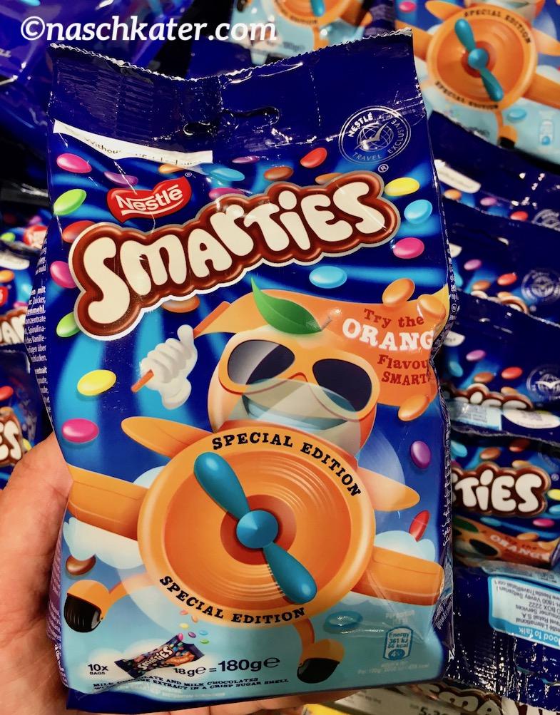 Nestlé Smarties Special Travel Edition