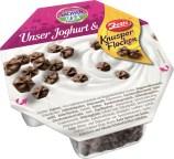 SachsenMilch Unser Joghurt mit Zetti Knusperflocken