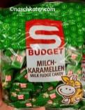 Spar Budget Milch-Karamellen Kuhbonbons