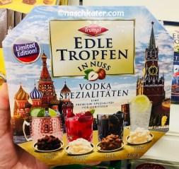 Trumpf Edle Tropfen in Nuss Vodka Spezialitäten Limeted Edition