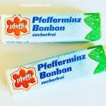 pfeffi Pfefferminz Bonbon