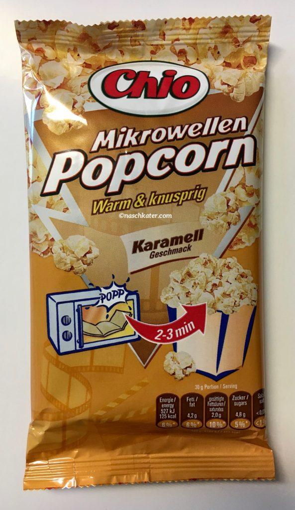 Chio Popcorn Karamell