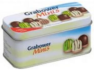 Grabower-Schaumkuesse Minis grün in Schmuckdose
