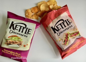 Kettle Discoveries GB Gressingham Duck+New York Deli Pastrami