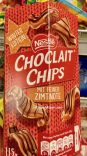 Nestle Choclait chips Zimt