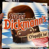 Storck Super Dickmanns O'spaßt is! Lederhose