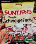 Suntjens Veggie SchweigeFuchs vegetarische marshmallows