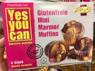 Yes You can - glutenfreie Mini Marmor Muffins