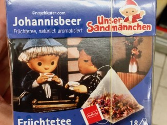 teabreak Johanisbeer-Früchtetee Sandmännchen