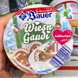 Bauer Jogurt Wiesn Gaudi Lebkuchen Oktoberfest