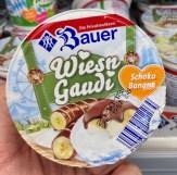 Bauer Joghurt Wiesn Gaudi Schoko-Banane Oktoberfest