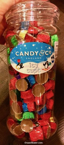 Candy+Co Icy cups England Eisschokolade