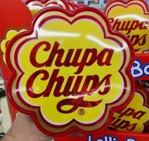 ChupaChups Großgebinde Dose Lollies