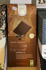 Gepa Grand Chocolat Espresso Caramel Fairtrade