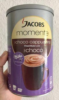 Jacobs momente Choco cappuccino Chococino