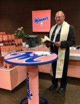 Manner Popup-Store-Eröffnung Designer Outlet Wustermark Priester