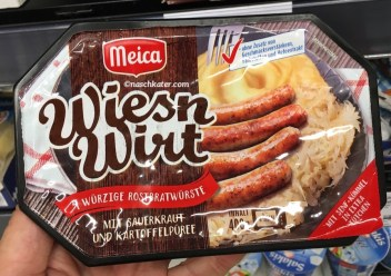 Meica WiesnWirt Würstchen