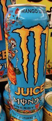 Monster Juice Mango