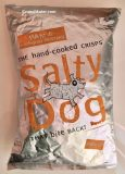 Salty Dog The hand-cooked crisps that bite back Ham wholegrain Mustard