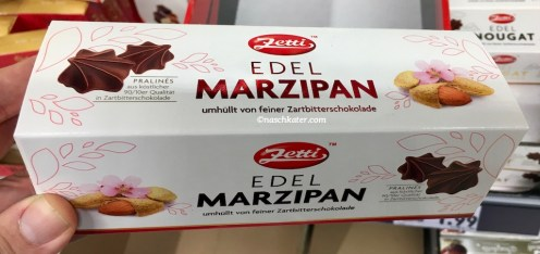 Zetti Edel Maripan zartbitter Blätter