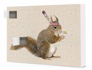 Adventskalender Eichhörnchen