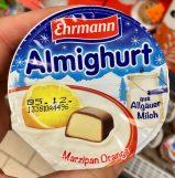 Almighurt Marzipan-Orange