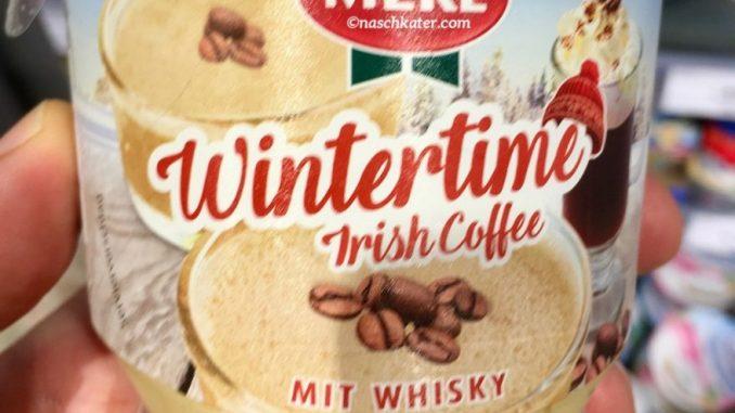 Merl Wintertime Irish Coffee mit Whiskey Dessert